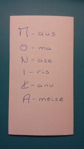 Namensanalyse